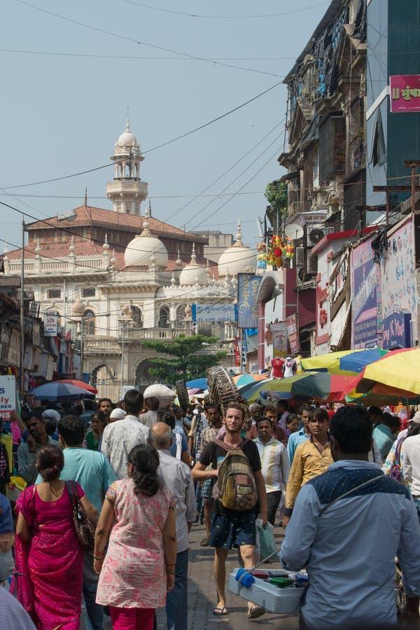 Mumbai royalty-vrije stock foto's