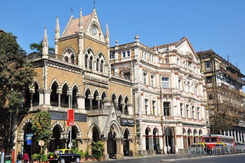 Mumbai (Bombay) stock foto