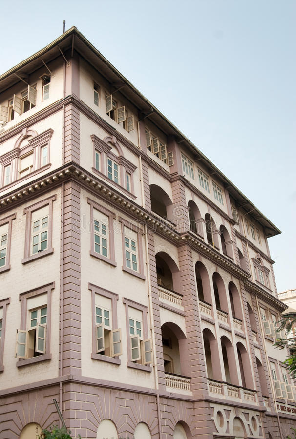 Download Mumbai building stock photo. Image of mumbai, bombay - 13494506