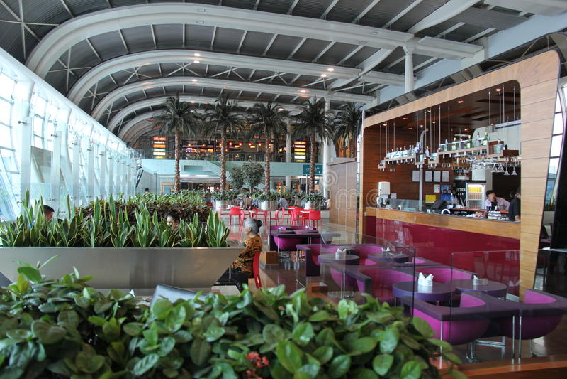 Mumbai-Flughafen lizenzfreies stockbild