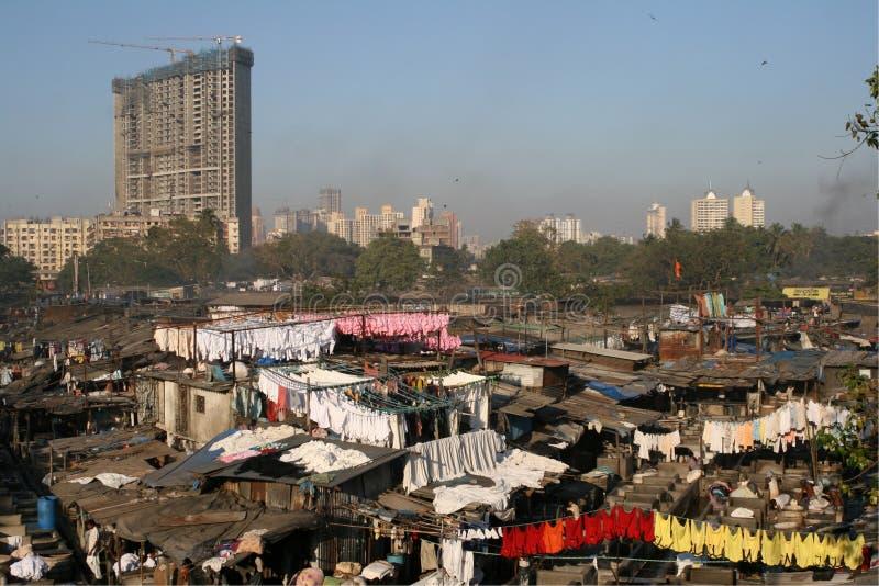 mumbai ghats dhobi стоковые фотографии rf