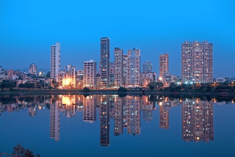 Mumbai kapitał India zdjęcie royalty free