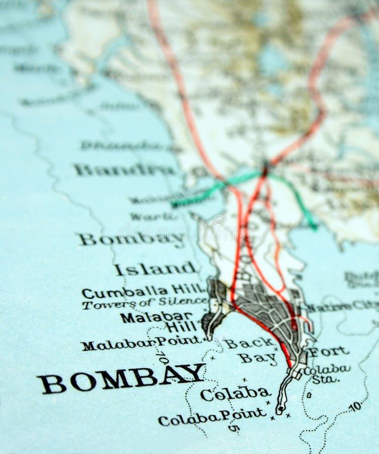 Mumbai, la India fotografía de archivo