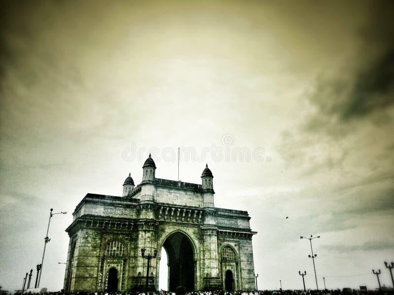 Mumbai, porta de India fotos de stock