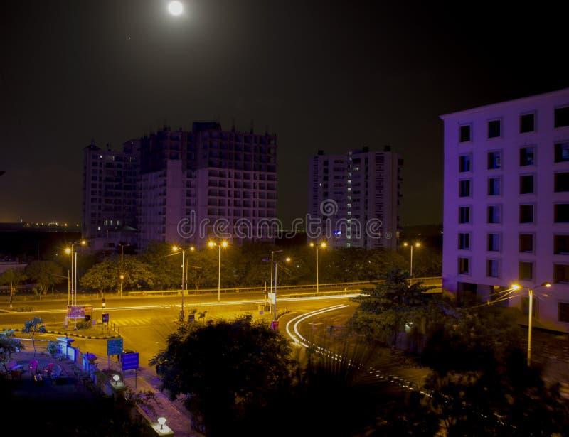 Mumbai, ville des rêves image libre de droits