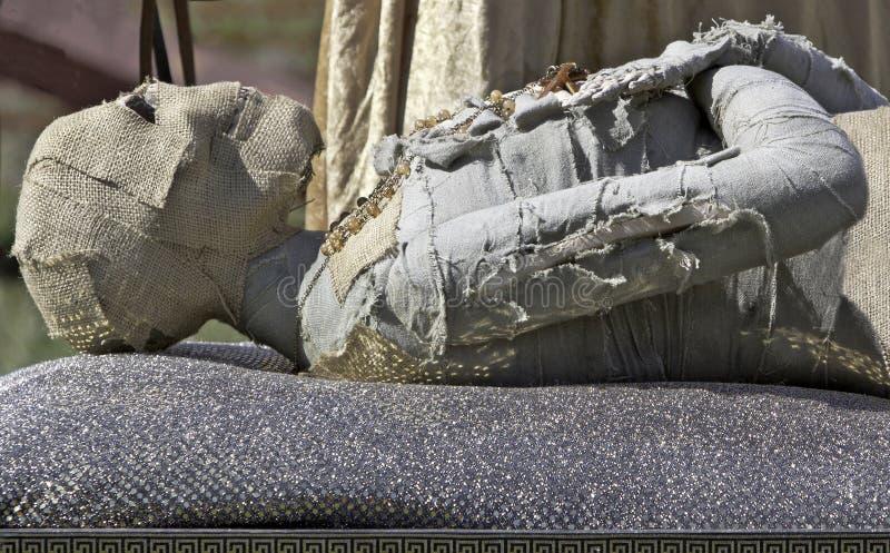 Mummia immagini stock libere da diritti