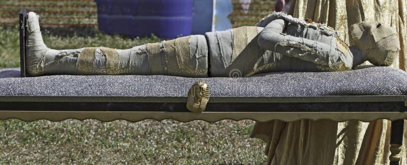 Mummia immagini stock