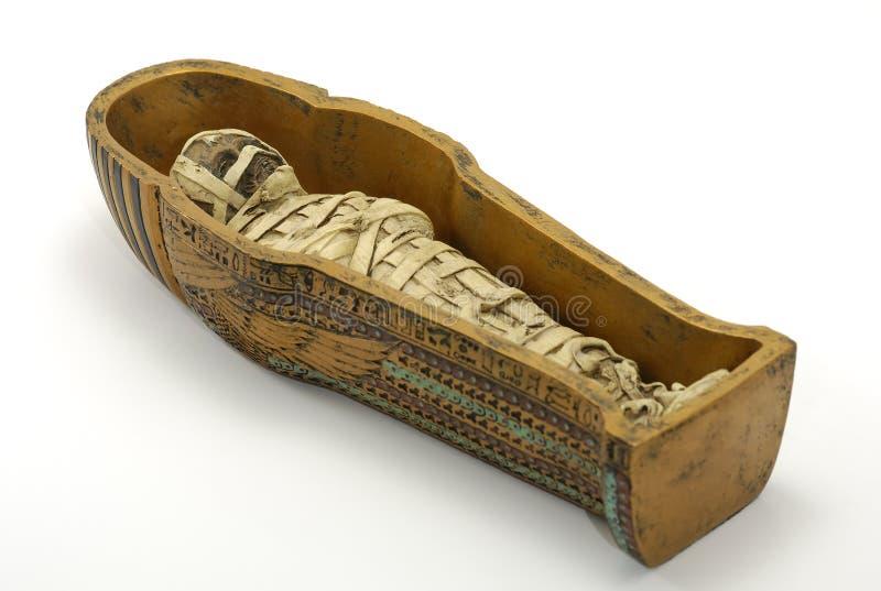 Mummia fotografia stock