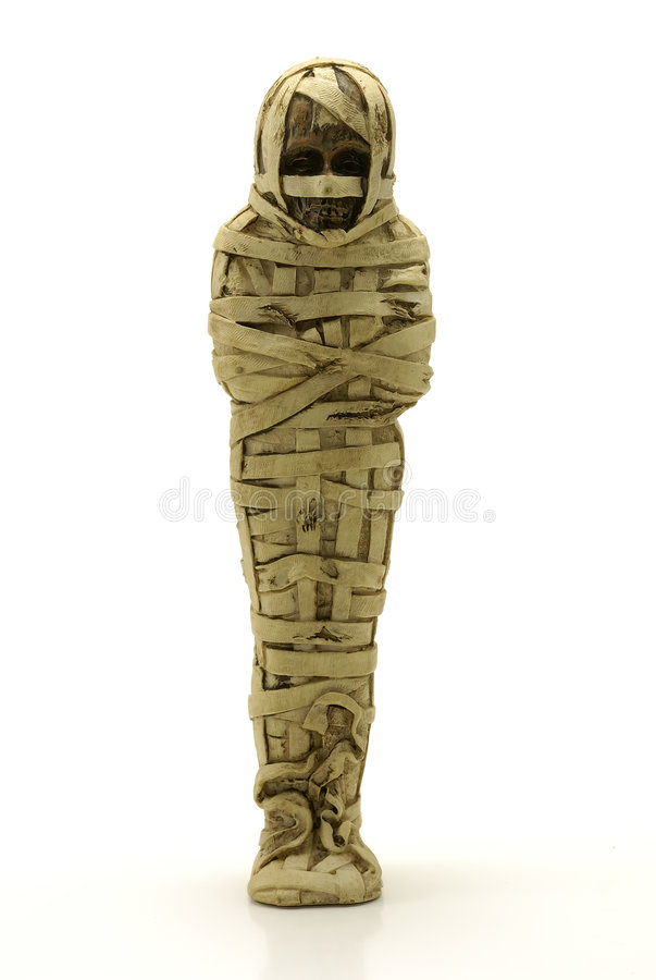 Mummy royalty free stock photography