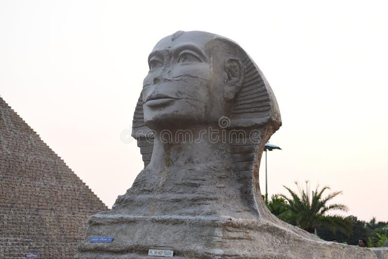 The Mummy Sculpture royalty free stock photos