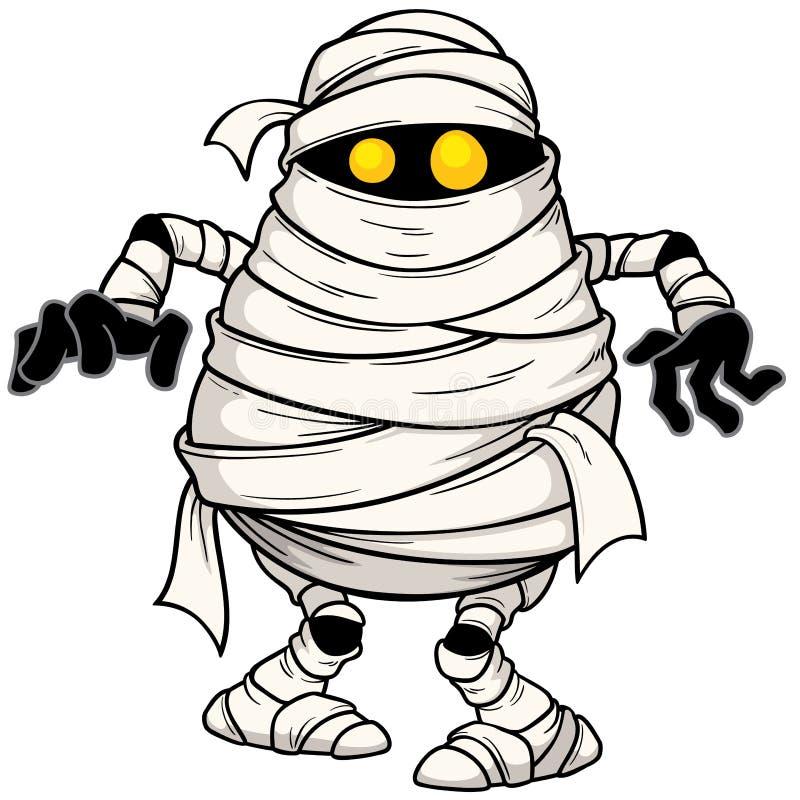 Mummy vector illustration