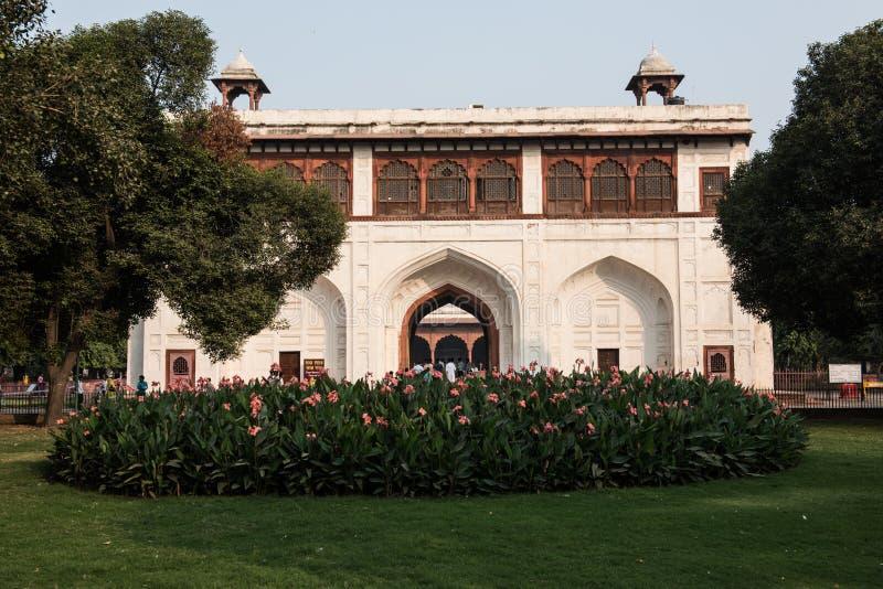Mumtaz Mahal dans le fort rouge image stock