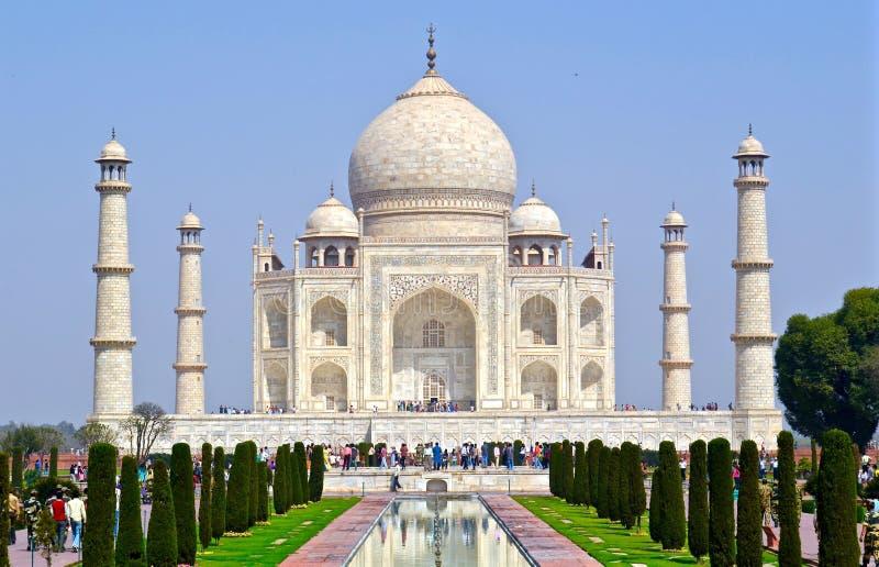 Mumtaz Mahal, Taz Mahal royalty-vrije stock afbeeldingen