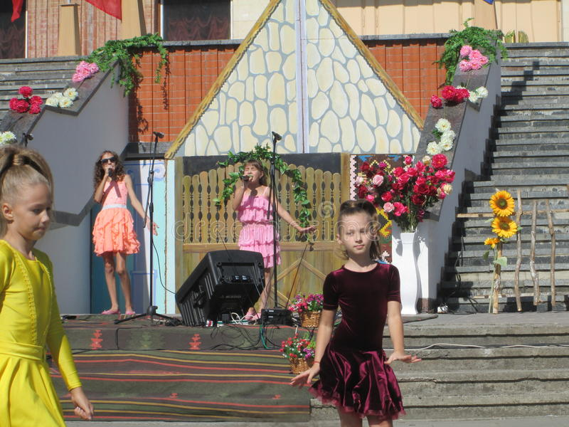 mun Balti Moldau image libre de droits