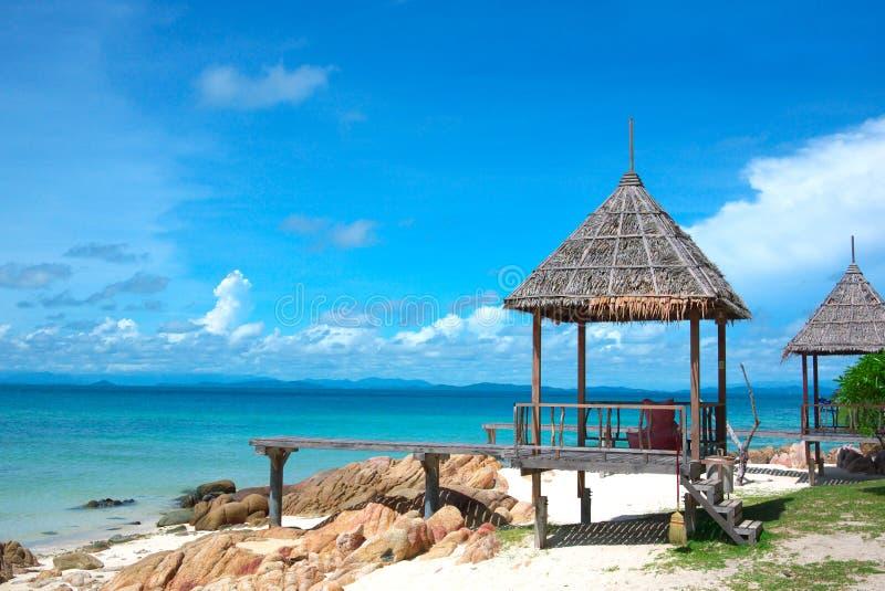 Mun Nork wyspa obrazy stock