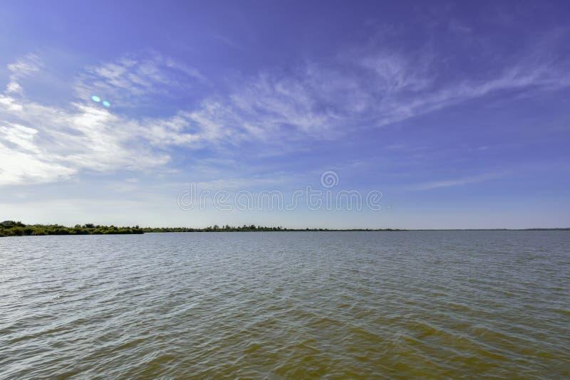 Mun rzeka, Tajlandia obraz stock