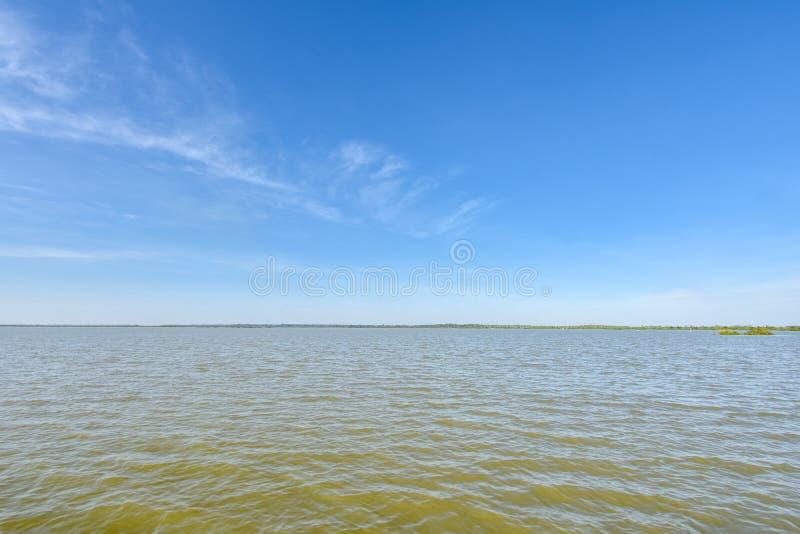 Mun rzeka, Tajlandia zdjęcie stock