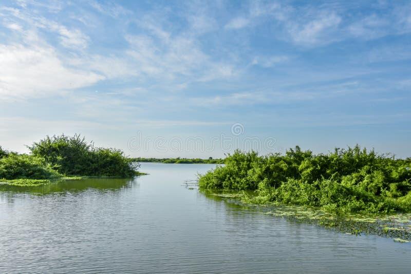 Mun rzeka, Tajlandia obrazy stock