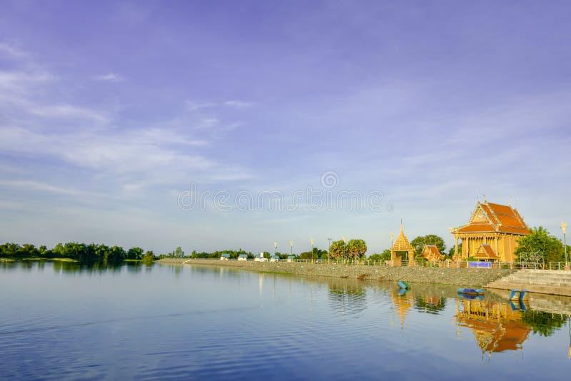 Mun rzeka, Tajlandia fotografia stock