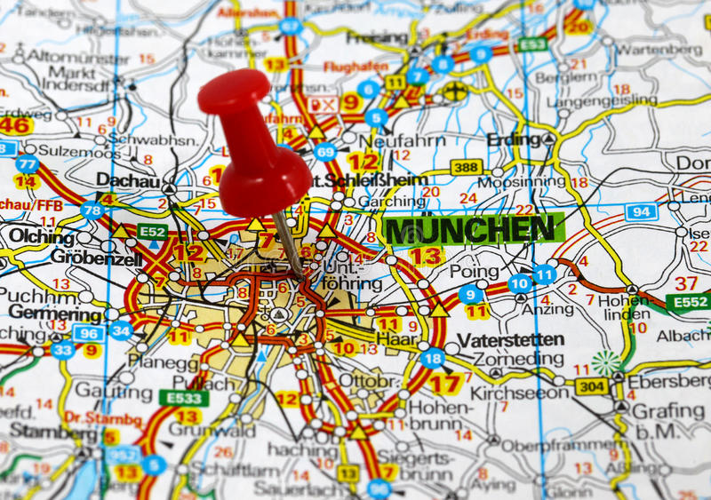 Munchen stock image Image of place country concept 55216939