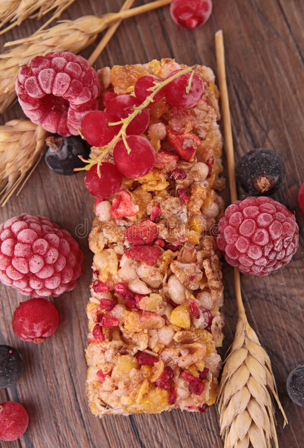 Download Munchies bar stock image. Image of muesli, cereal, fruit - 26801985