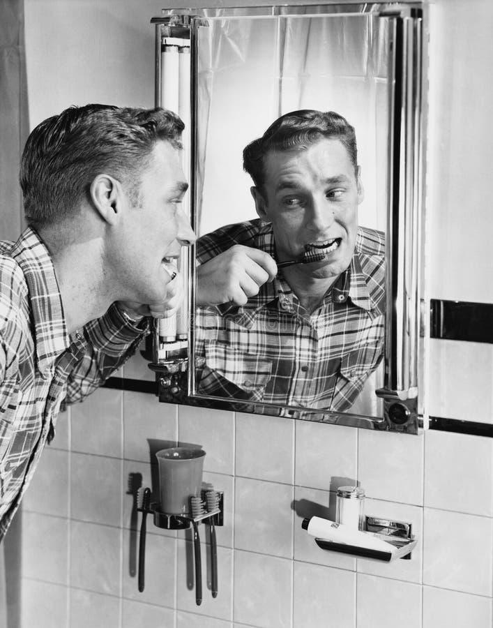 MUNDhygiene (alle dargestellten Personen sind nicht längeres lebendes und kein Zustand existiert Lieferantengarantien, dass es ke lizenzfreies stockfoto