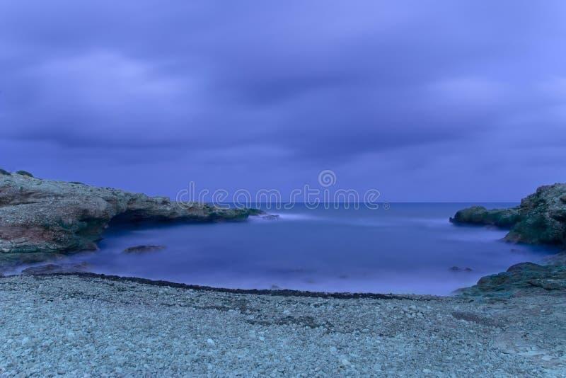 Download Mundina Creek, Spain stock photo. Image of cliffs, creek - 23973358