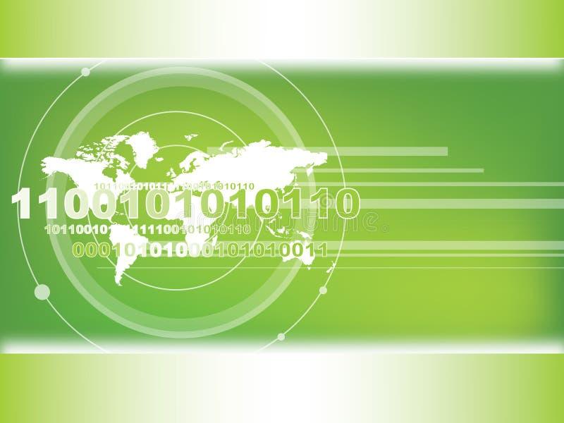 Mundo ilustração do vetor