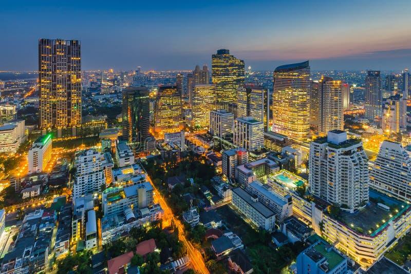 Mundo central (CTW) de compras de las alamedas el centro de la ciudad famoso adentro de Bangkok imágenes de archivo libres de regalías
