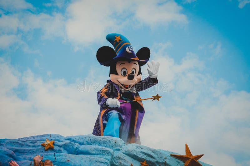 Mundo de Disney imágenes de archivo libres de regalías