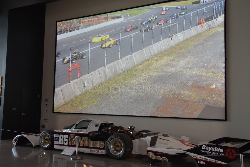 Mundo de la velocidad los E.E.U.U. en Wilsonville, Oregon imagen de archivo libre de regalías