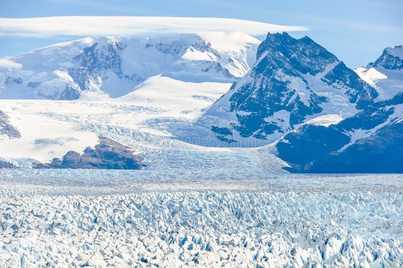 Mundo del hielo, Perito Moreno Glacier, la Argentina imágenes de archivo libres de regalías