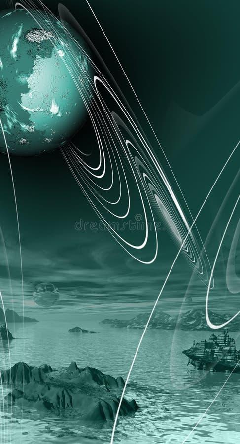 Mundo místico libre illustration