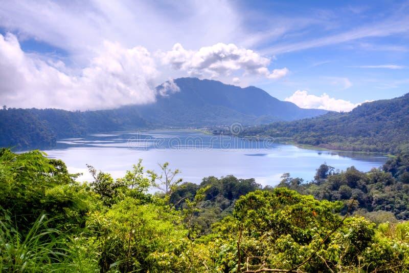 munduk озера стоковые фото