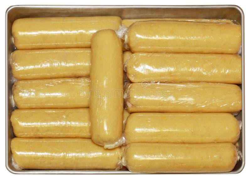 Mung Bean Sticks royalty free stock image