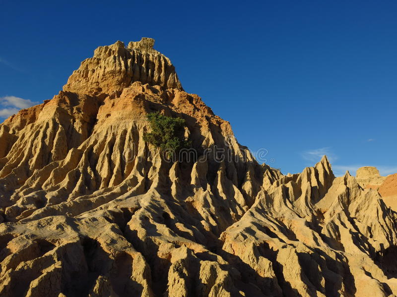 Mungo εθνικό πάρκο, NSW, Αυστραλία στοκ εικόνα με δικαίωμα ελεύθερης χρήσης