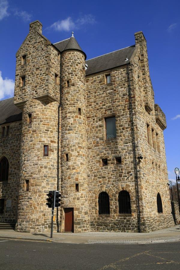 Mungo του ST μουσείο της θρησκευτικών ζωής και της τέχνης στοκ εικόνες