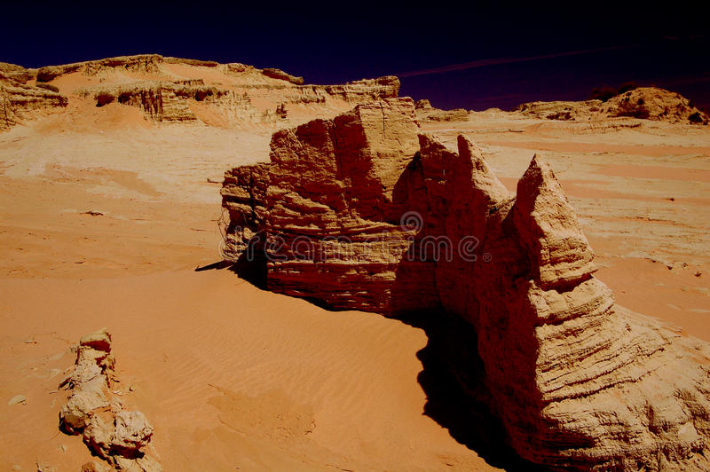 Mungo National Park. Is recognised for its outstanding international value as part of the Willandra Lakes Region World Heritage Area and well-known for the stock images