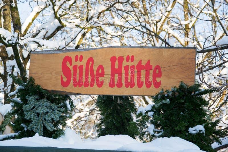 Munic. Christmas market in munic bavaria royalty free stock photos