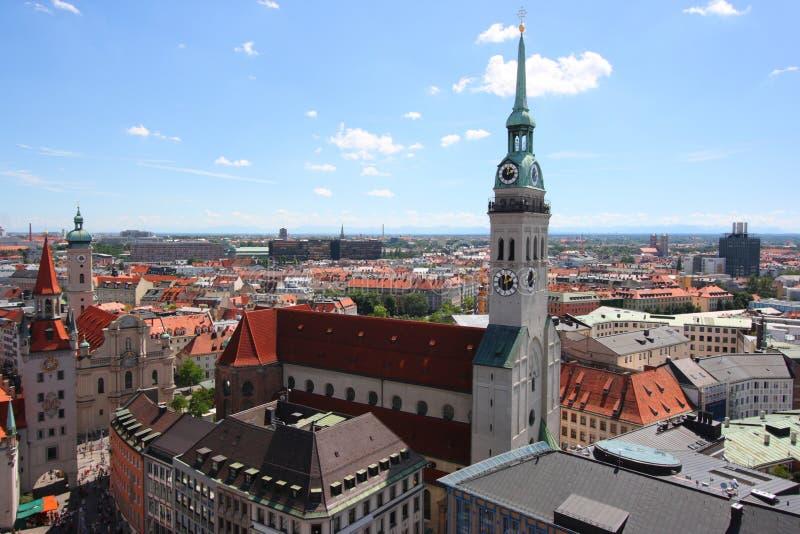 Munich photographie stock libre de droits