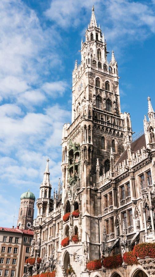 Munich royalty free stock photos