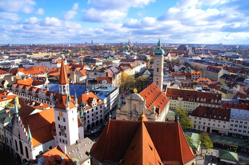 Munich imagens de stock