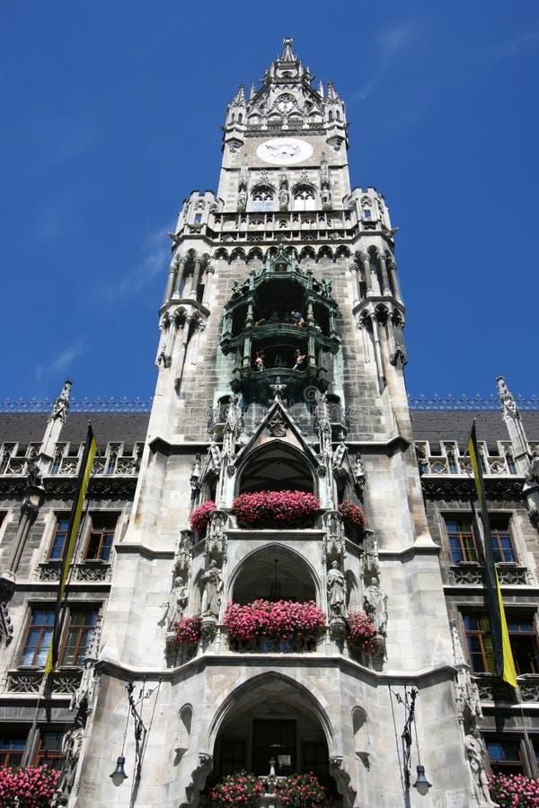 Download Munich stock image. Image of rathaus, vintage, beautiful - 7528425