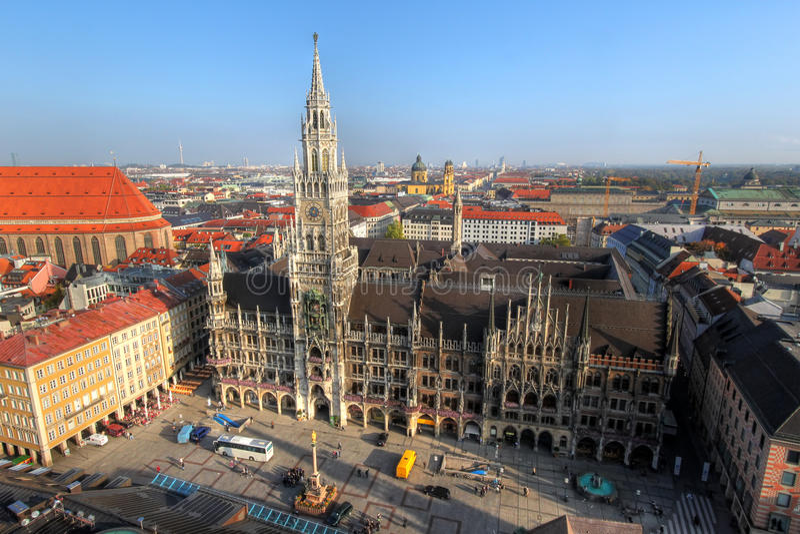Munich, Germany royalty free stock image