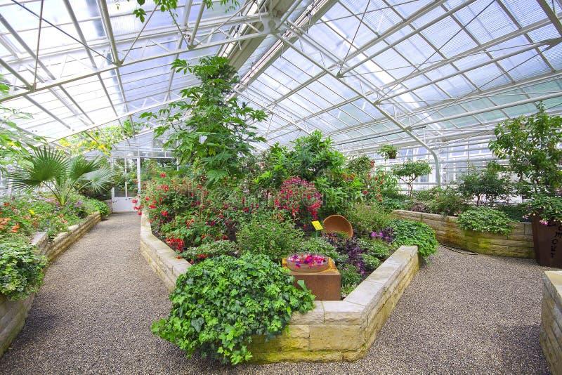 Munich, Invernadero Del Jardín Botánico Foto de archivo editorial ...