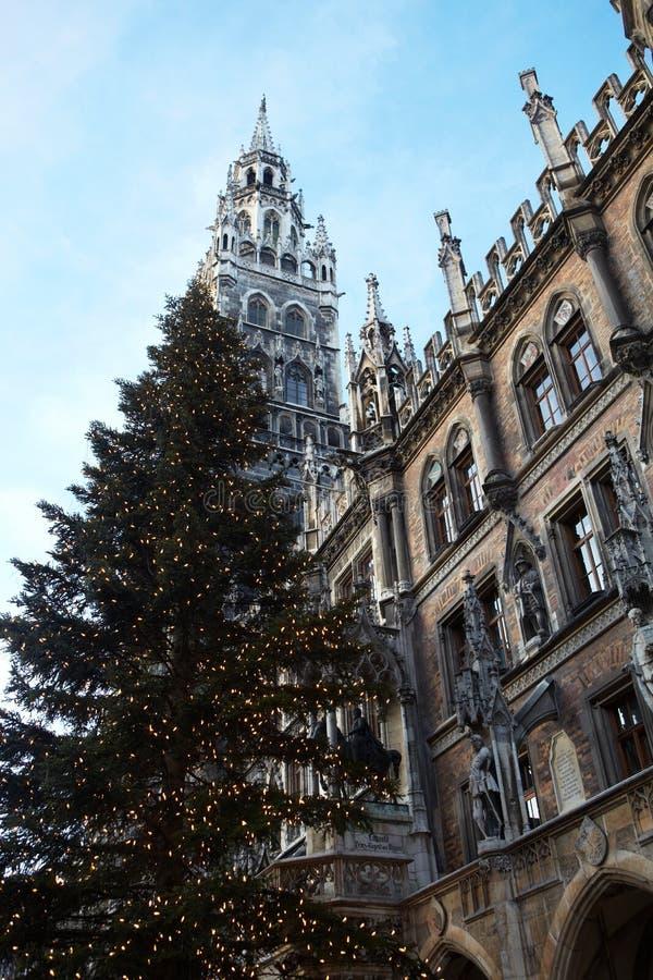 Munich Neues Rathaus fotos de stock royalty free
