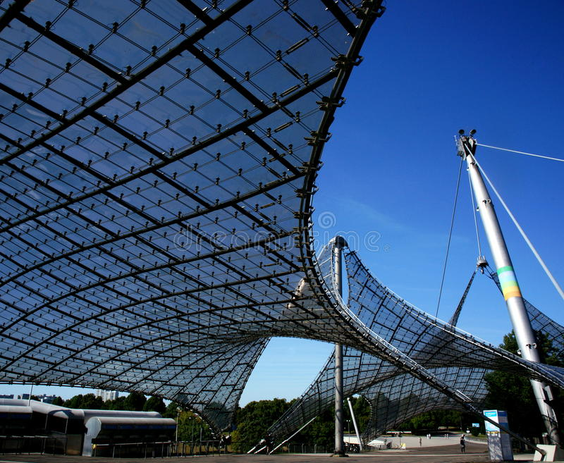 Download Munich Olympic Stadium Editorial Image - Image: 17024840