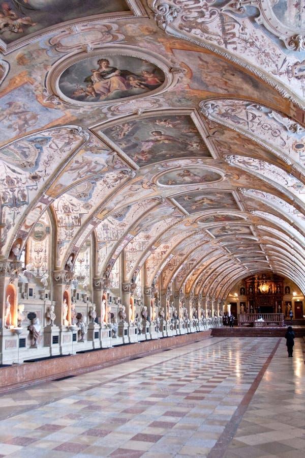 Munich Residenz, Munchen, Bavière Allemagne photo libre de droits