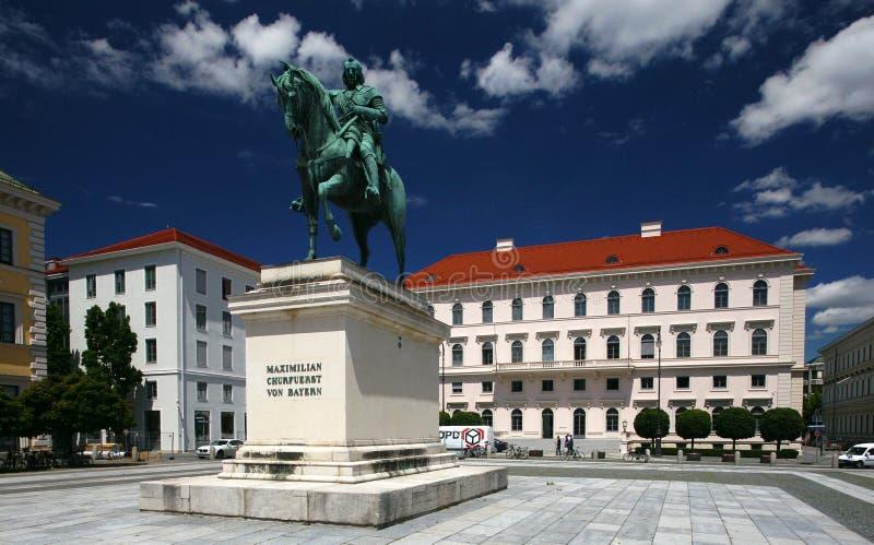 Munich Siemens Headquarters royalty free stock photos