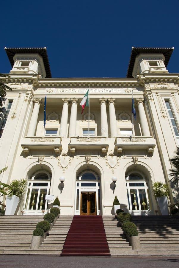 Sanremo Municipal Casino, Italy
